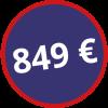 849euro